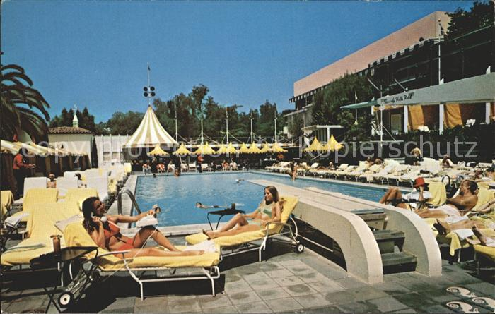 Beverly Hills Florida The Beverly Hills Hotel Pool and Cabana Club Kat. Beverly Hills