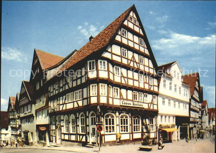 Bad Wildungen Fachwerkhaus in Brunnenstrasse Kat. Bad Wildungen