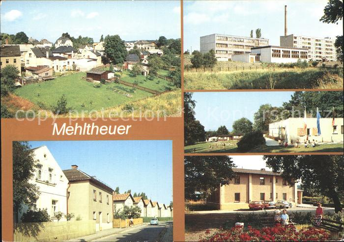 Mehltheuer