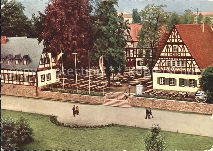 Koblenz Rhein Weindorf Kat. Koblenz