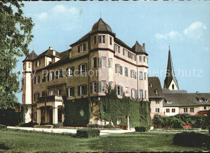 Donzdorf Schloss Kat. Donzdorf