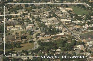 Newark Delaware Fliegeraufnahme Kat. Newark