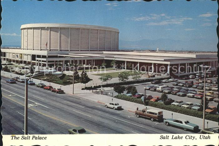 Salt Lake City Salt Palace Kat. Salt Lake City