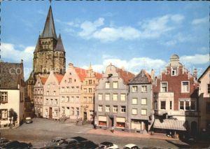 Warendorf Markt Kat. Warendorf