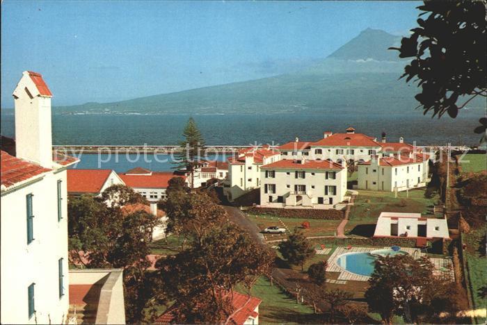 Horta Hotel Fayal Kat. Horta