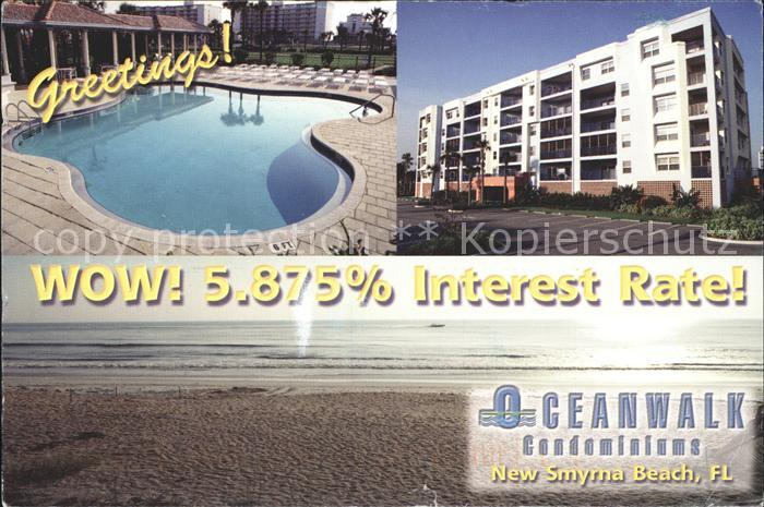 New Smyrna Beach Oceanwalk Hotel Kat. New Smyrna Beach