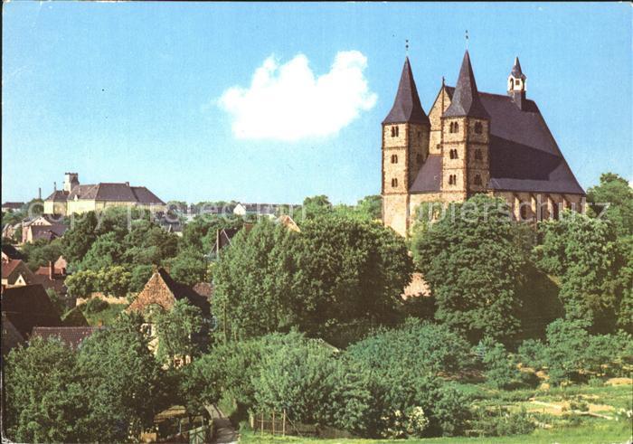 Geithain Kirchenpartie Kat. Geithain