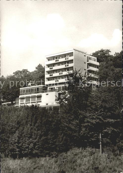 Tecklenburg Hotel Burggraf Kat. Tecklenburg