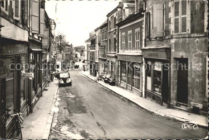 Buzancais Rue Grande Kat. Buzancais