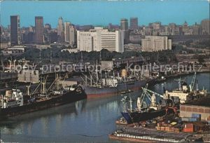 Buenos Aires Vista aerea del puerto Kat. Buenos Aires