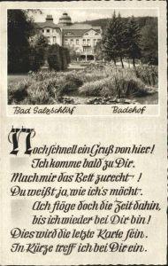 Bad Salzschlirf Badehof Hotel Kat. Bad Salzschlirf