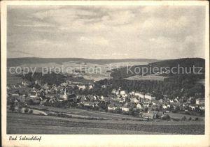 Bad Salzschlirf Panorama Kat. Bad Salzschlirf