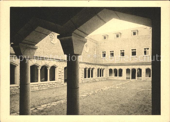 Limburg Lahn Missionshaus der Pallottiner Kreuzgang Kat. Limburg a.d. Lahn