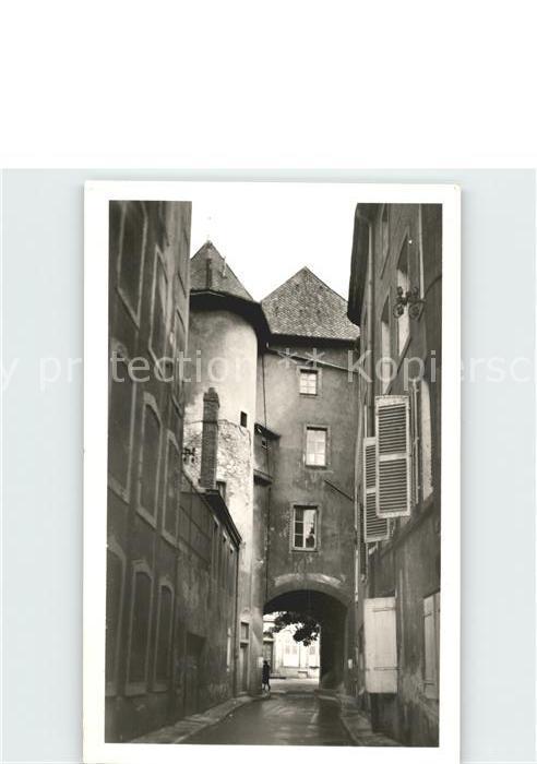 Thionville Rue de la Vieille Tour Kat. Thionville