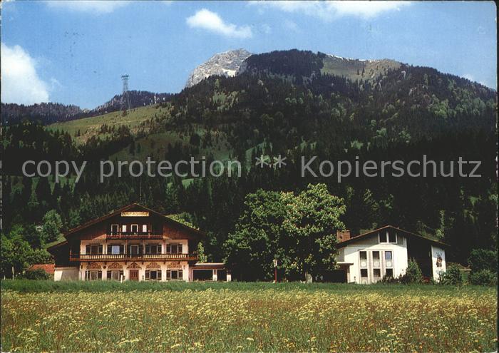 alte ansichtskarte ak postkarte osterhofen bei bayrischzell nr 303318 oldthing sonstige. Black Bedroom Furniture Sets. Home Design Ideas