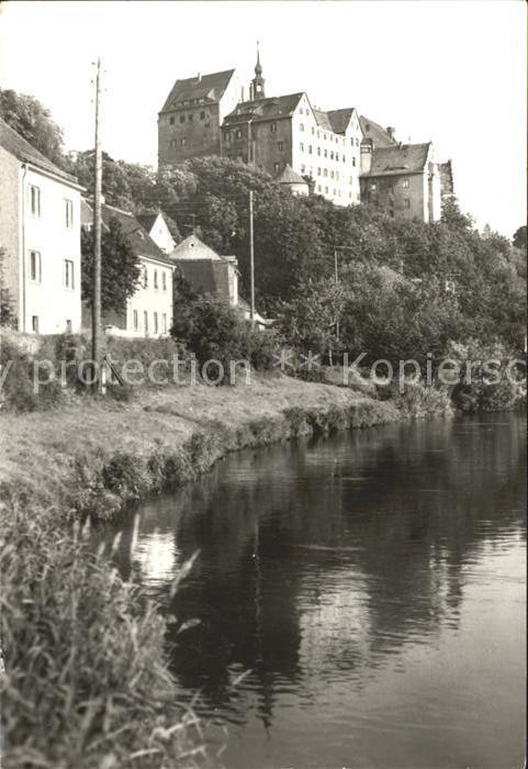 Colditz mit Schloss Kat. Colditz