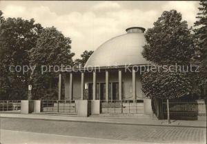 Jena Zeiss Planetarium Kat. Jena