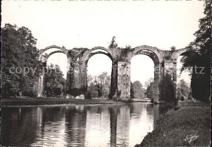 Maintenon Aquaduct Kat. Maintenon
