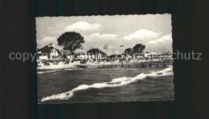 Dahme Ostseebad Strand Kat. Dahme
