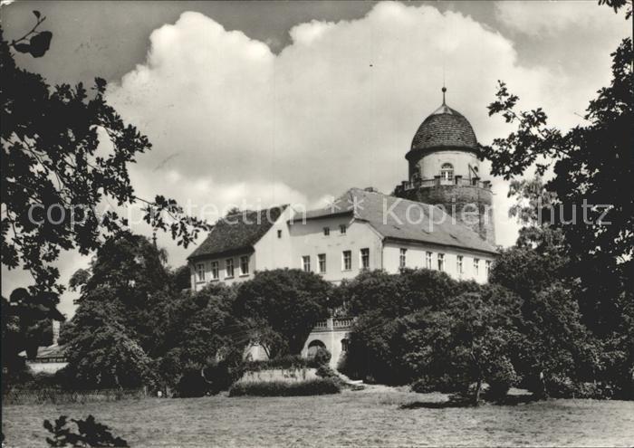 Lenzen Elbe Burg Kat. Lenzen Elbe