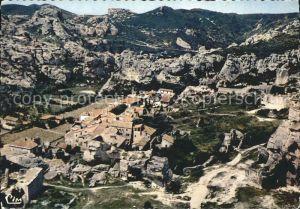 Les Baux de Provence Vue generale aerienne du Village Kat. Les Baux de Provence