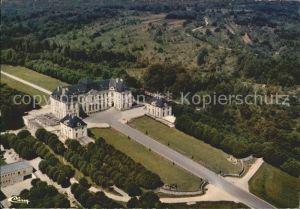 Brienne le Chateau Vue aerienne Le Chateau Kat. Brienne le Chateau