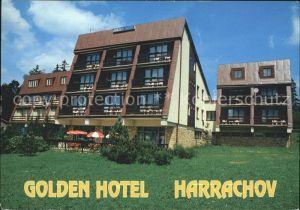 Harrachov Harrachsdorf Golden Hotel Kat. Harrachsdorf
