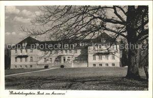 Buch Ammersee Posterholungsheim Kat. Inning a.Ammersee