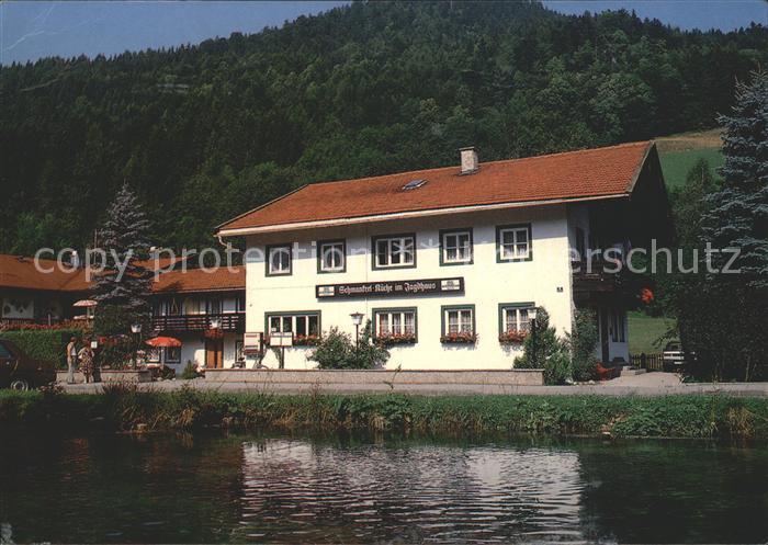 Ruhpolding Gasthaus zum Jagdhaus Kat. Ruhpolding