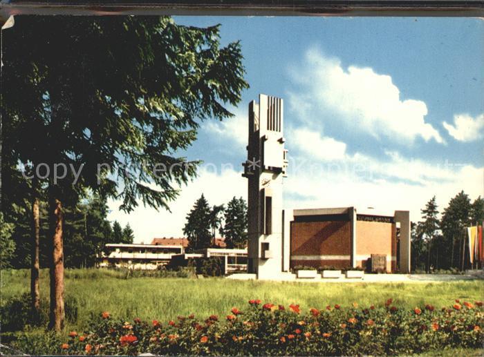 Waldkraiburg Kath Kirche Kat. Waldkraiburg