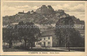 Otzberg Odenwald Weiler Zipfen Kat. Otzberg