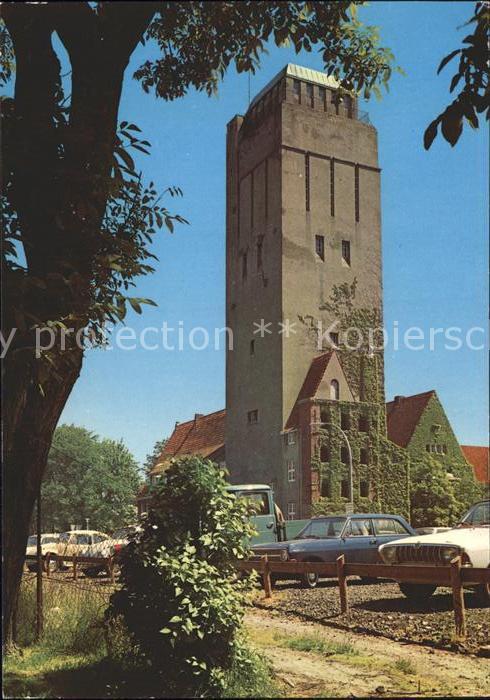 Delmenhorst Wasserturm  Kat. Delmenhorst