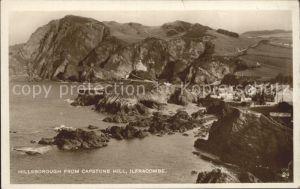 Ilfracombe North Devon Hillsborough from Capstone Hill Kat. North Devon