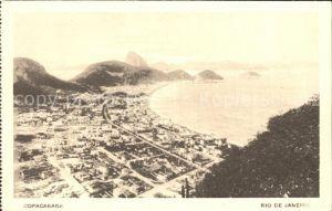 Rio de Janeiro Copacabana Kat. Rio de Janeiro