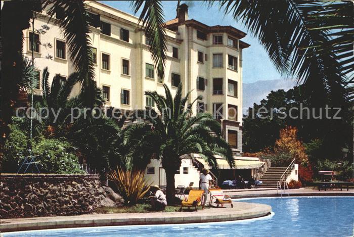 Puerto de la Cruz Hotel Taoro y Piscina Kat. Puerto de la Cruz Tenerife