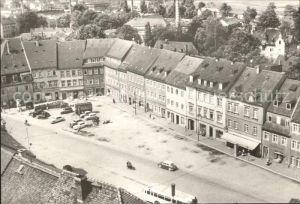 Frankenberg Sachsen Platz der Einheit Kat. Frankenberg Sachsen