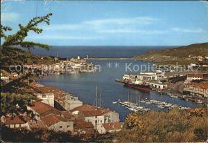 Port Vendres Vue generale sur la ville et le port Kat. Port Vendres