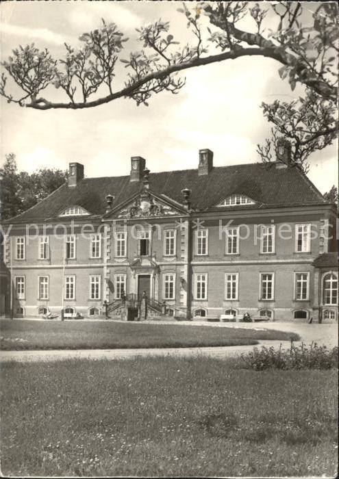 Kluetz Schloss Bothmer Kat. Kluetz