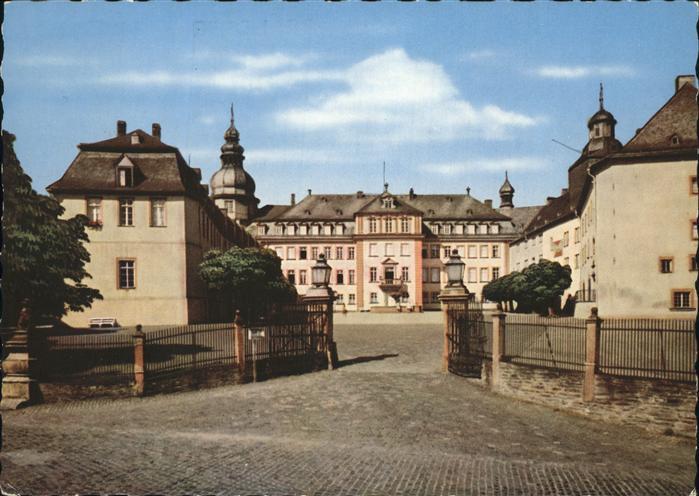 Bad Berleburg Schloss Wittgenstein / Bad Berleburg /Siegen-Wittgenstein LKR