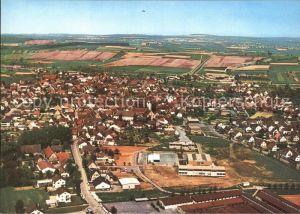Sulzfeld Baden Fliegeraufnahme Kat. Sulzfeld