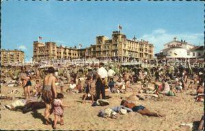 Scheveningen Strandgezicht met Palace Hotel Kat. Scheveningen