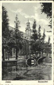 Leiden Universiteit Kat. Leiden