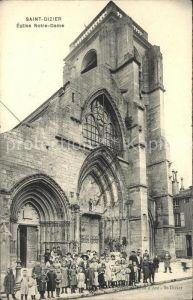 Saint Dizier Haute Marne Eglise Notre Dame Kat. Saint Dizier