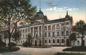 Krefeld Hauptpostamt Kat. Krefeld
