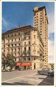 La Chaux de Fonds Hotel de la Poste et Gare Kat. La Chaux de Fonds