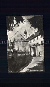 Malans GR Schloss Kat. Malans
