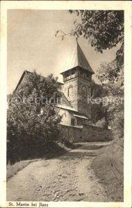 Ilanz GR Kirche St. Martin Kat. Ilanz