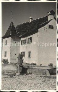Maienfeld Brunnen Kat. Maienfeld