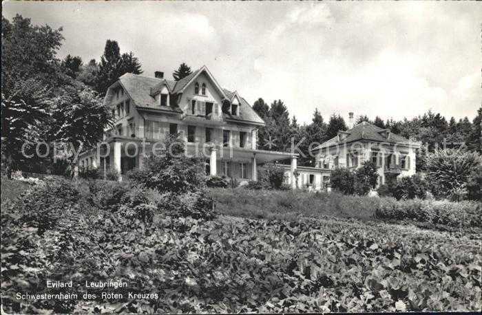 Evilard Schwesternheim des Roten Kreuzes Kat. Evilard Leubringen