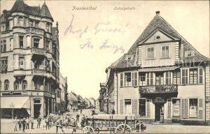 Frankenthal Pfalz Ludwigstrasse  / Frankenthal (Pfalz) /Frankenthal Pfalz Stadtkreis